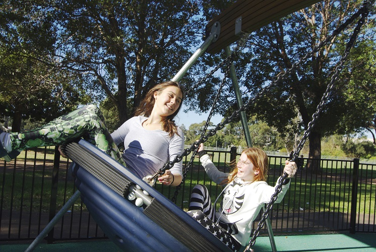 NSW – Luke's Place, Inclusive Play