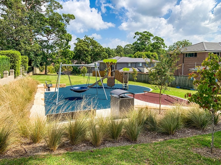 NSW – Lynbrae Avenue Reserve Playspace