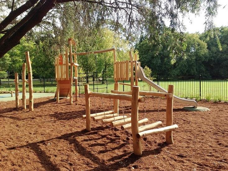 NSW – Lyne Road Reserve Nature Playground