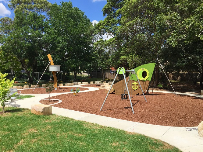 NSW – Lynelle Park Playground