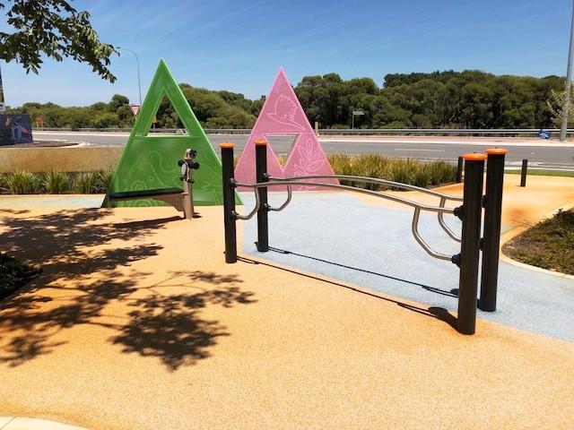 WA – Madox Estate Piara Waters Entry Parkland & Community Garden