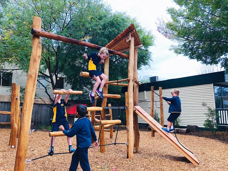VIC – Malvern Central School Playground