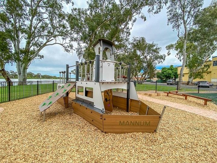 SA – Mary Ann Reserve Playspace