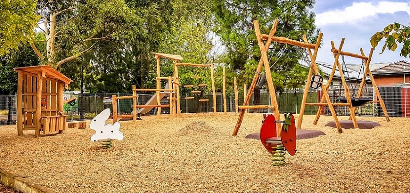 VIC – McAdam Reserve Playground