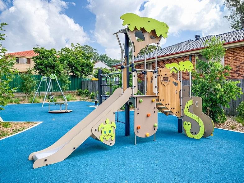 NSW – McMullen Avenue Park Playground