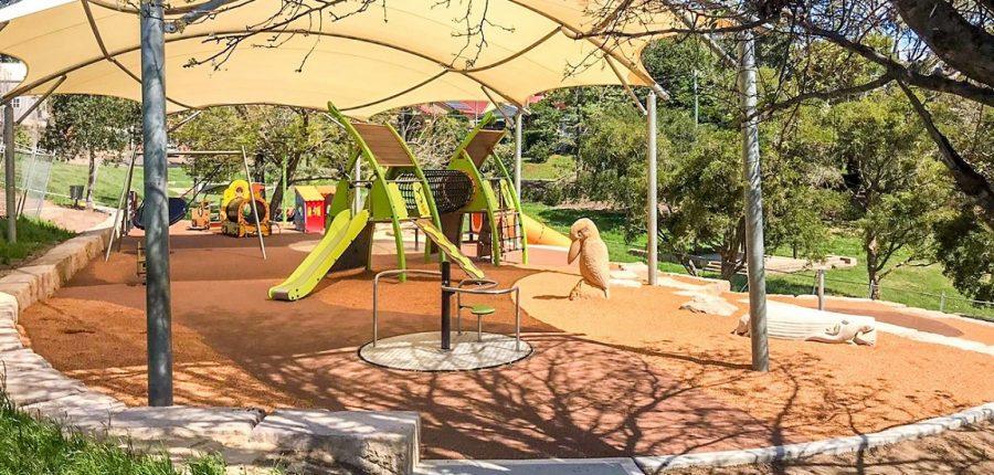 NSW – Memorial Park Playspace, Kurrajong