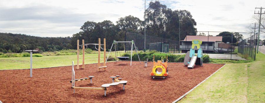 NSW – Minmi Progress Hall Playground