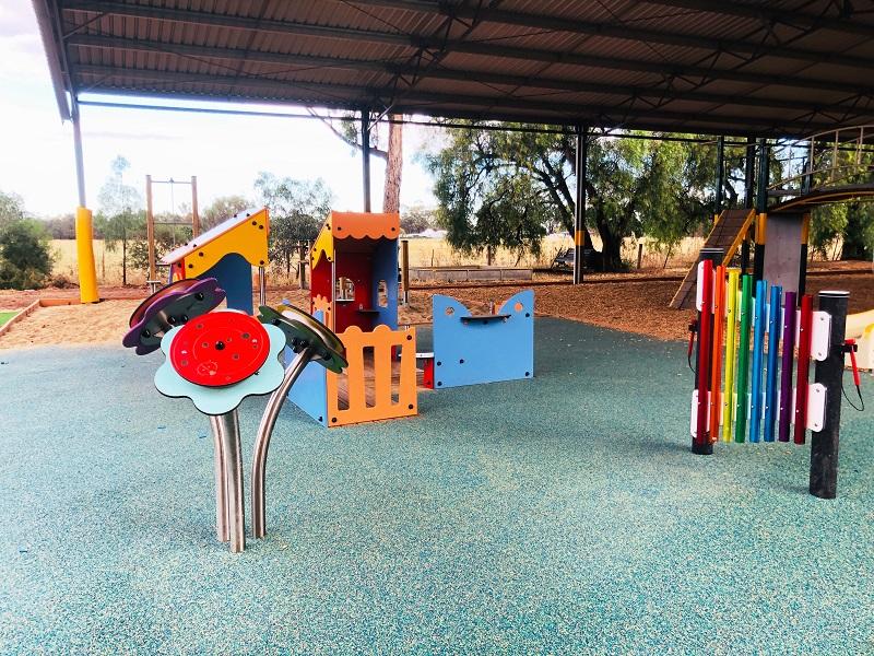 VIC – Murchison Primary School Inclusive Playground