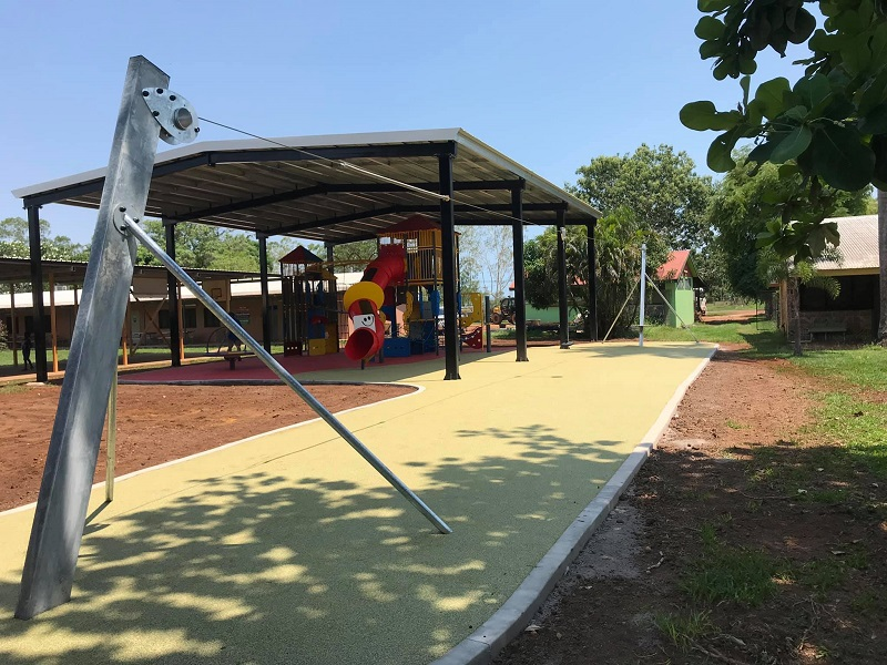 NT – Murrupurtiyanuwu Catholic Primary School Cableway