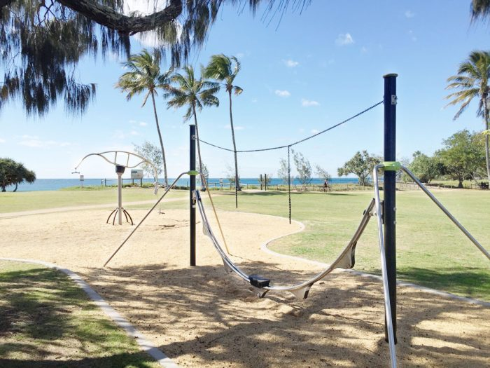 QLD – Nielson Park playground
