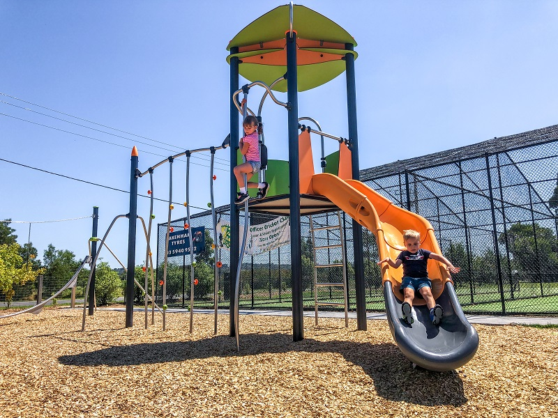 VIC – Officer Recreation Reserve Playground