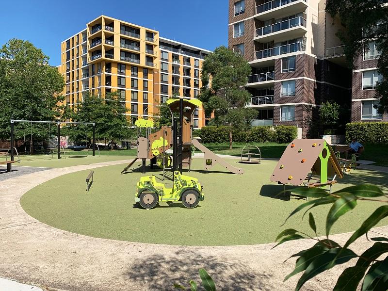 NSW – Orara Park Playground