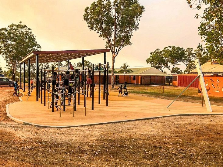 NT – Our Lady of the Sacred Heart Thamarrurr Catholic School Playground