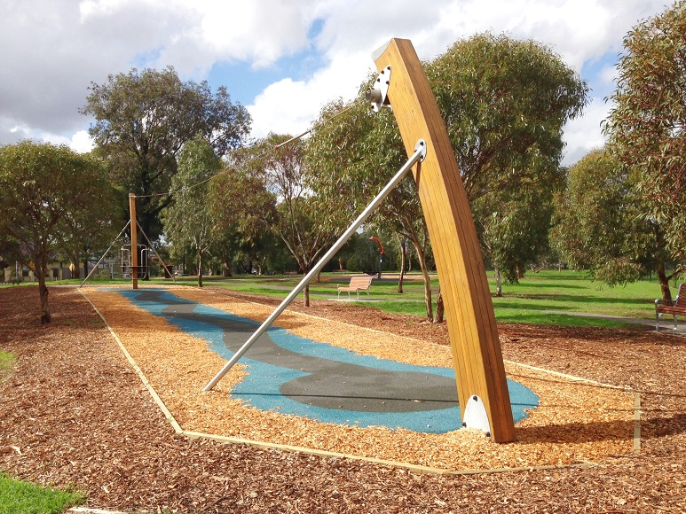 VIC – Parker Reserve Playground