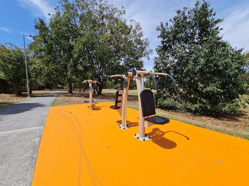 QLD – Passerine Park Fitness Stations