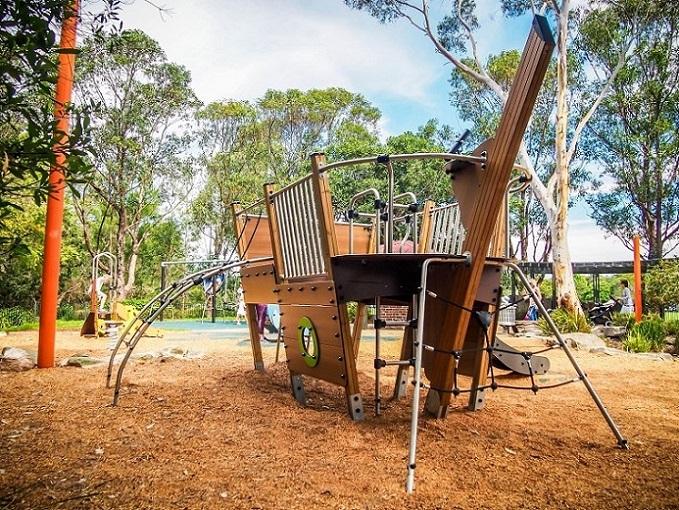 NSW – Passmore Reserve Playground