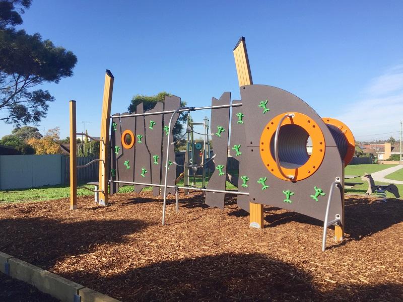 VIC – Percy Street Playground