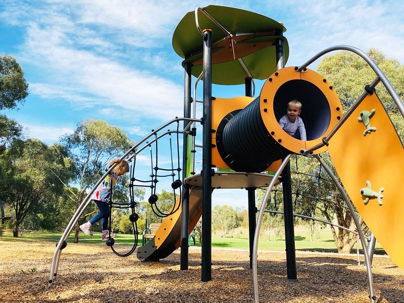 VIC – Peverill Park Playground