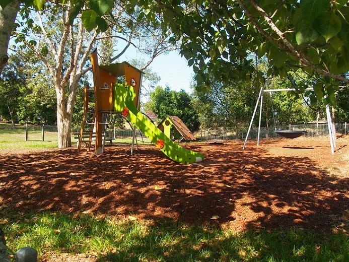 QLD – QCWA Park Playground