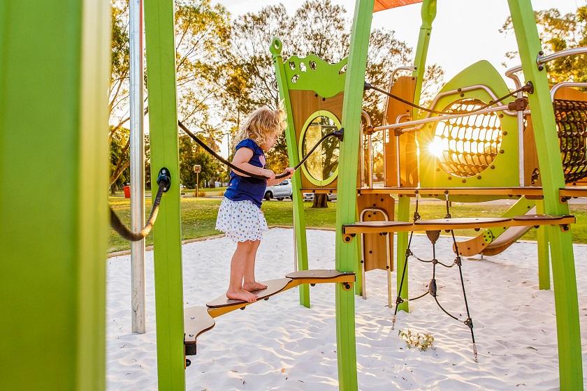 WA – Queens Gardens Playground