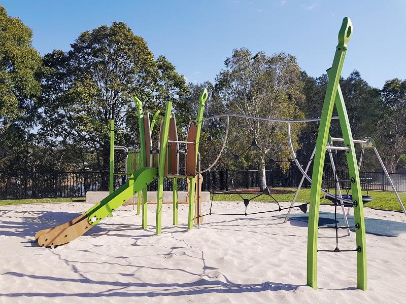 QLD – Quota Hideaway Park Playground