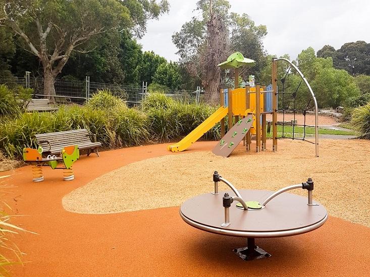 NSW – Stuart Street Reserve Playground