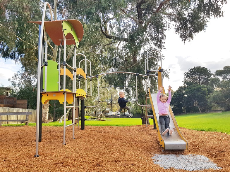 VIC – Rees Street Reserve Playspace