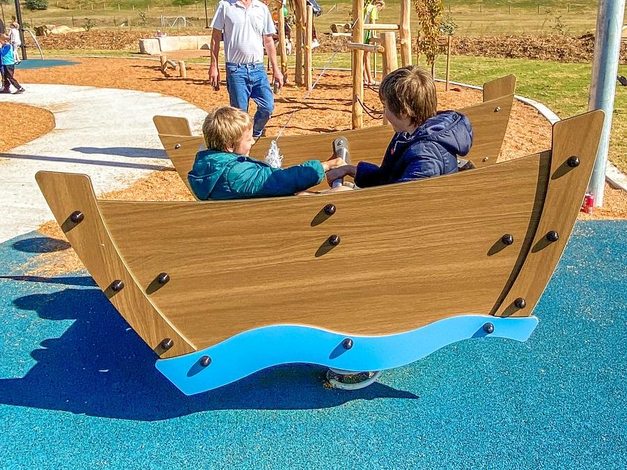Rowing Boat Springer J859