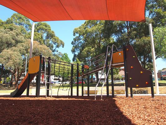 NSW – Robertson Reserve Playground