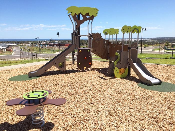 SA – Rockport Park – Vista master-planned community