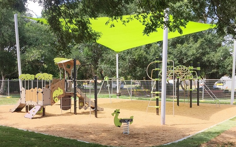 NSW – Russell Park Playground