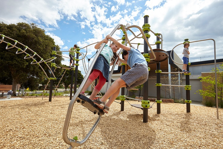 VIC – Ruthven Reserve Play Space