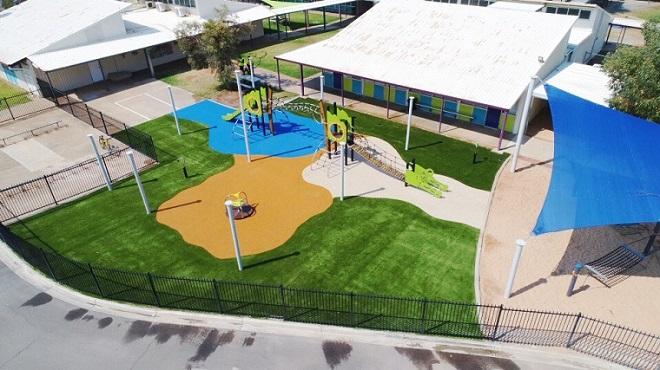 NT – Sadadeen Primary School Playground