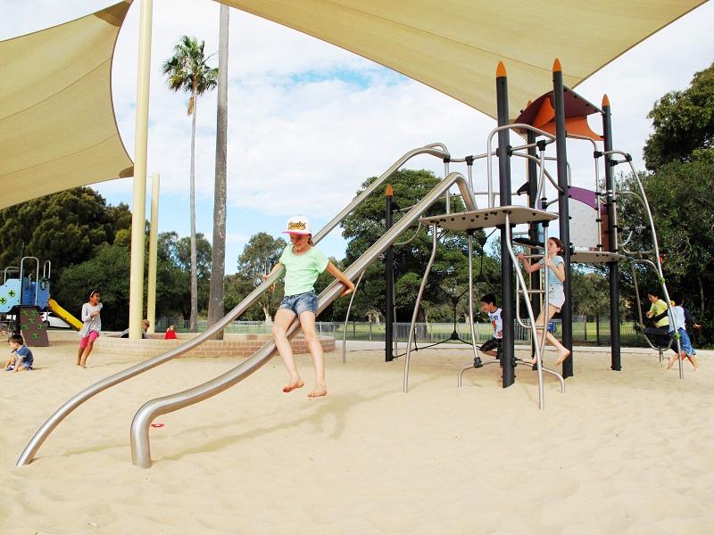 NSW – Scarborough Park Playground
