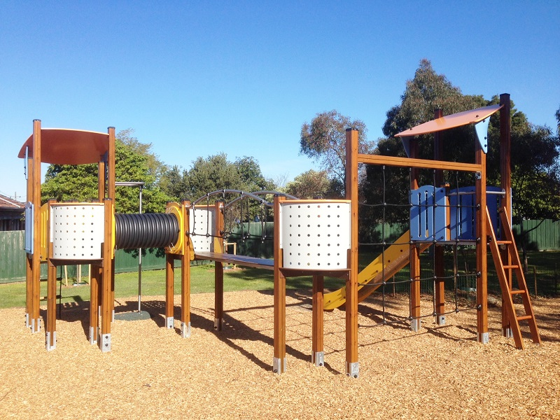 VIC – Shand Reserve Playground