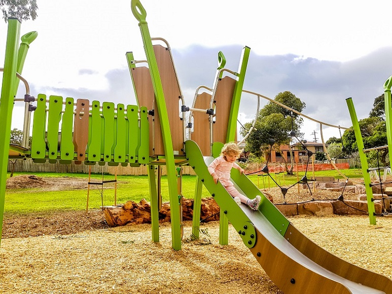VIC – Sheahans Reserve Nature Playspace