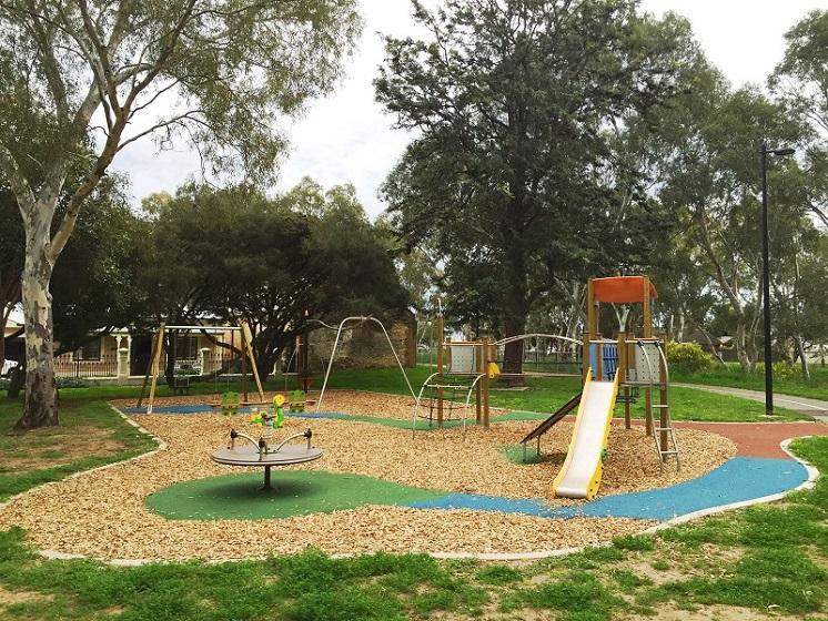 SA – Sheriff St Reserve Playground