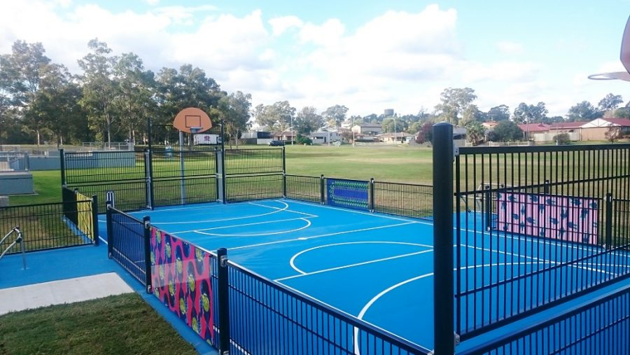 NSW – Sherringham Reserve Outdoor Multi Use Games Area