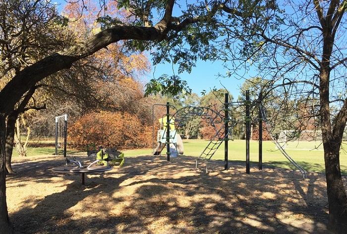 VIC – South Wangaratta Reserve Playground