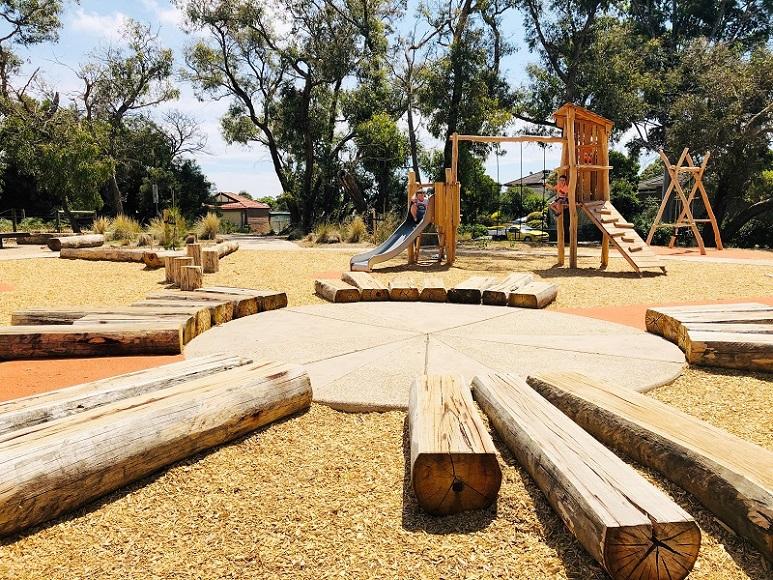 VIC – Southgateway Reserve Playground