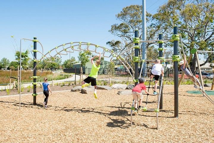SA – St Clair Precinct 5 Playground