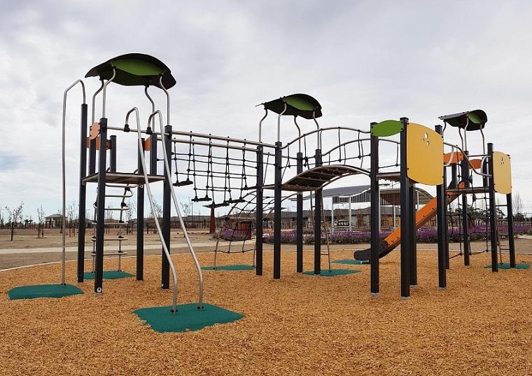 VIC – St Genevieve Estate Playground