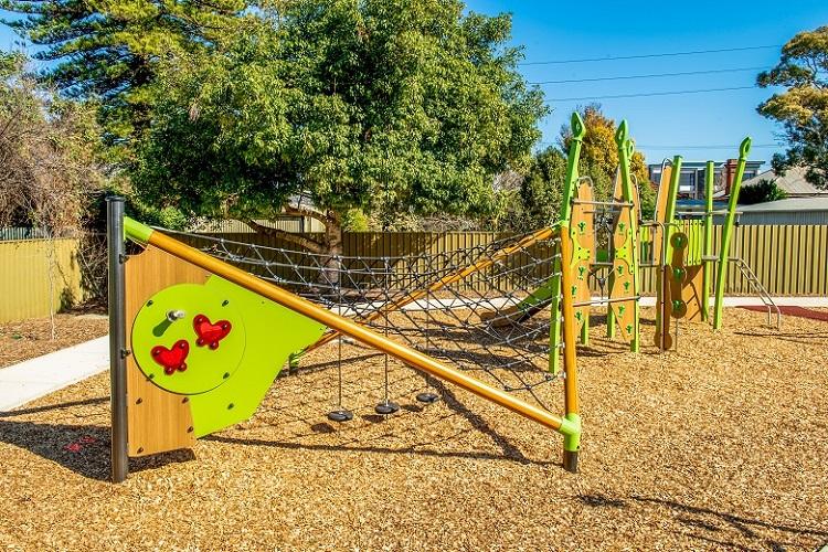 SA – Stan Watson Reserve Playground