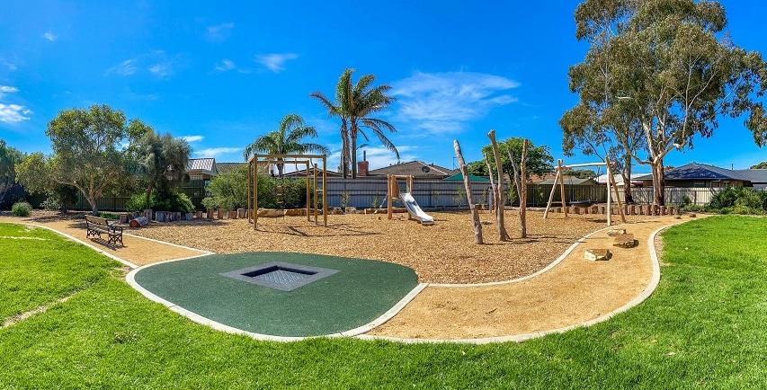 SA – Swan Avenue Reserve Playground