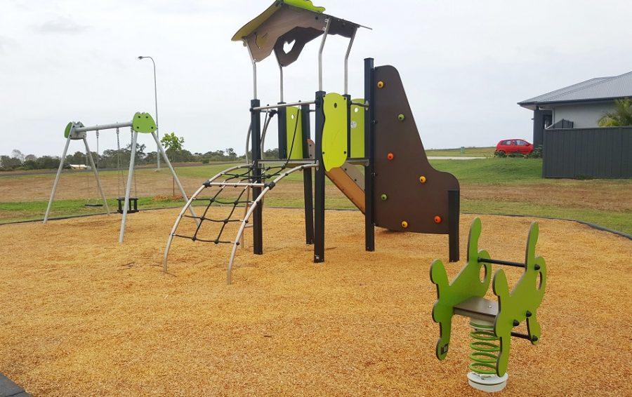 QLD – Tallships Park Playground