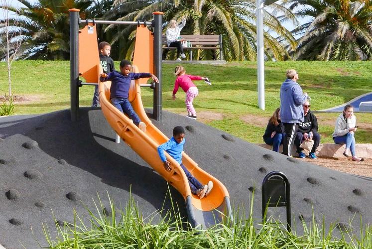 NSW – Tamworth Regional Playground