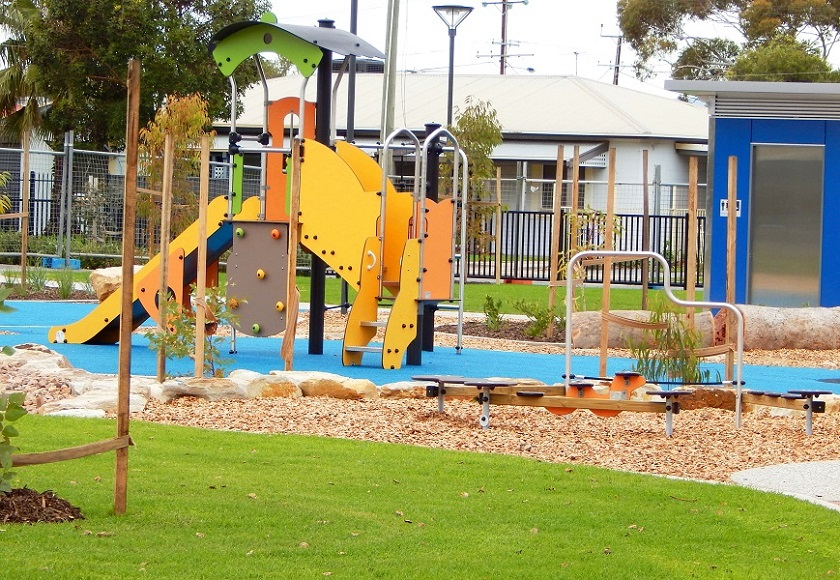 SA – Taperoo Reserve Playground and Fitness