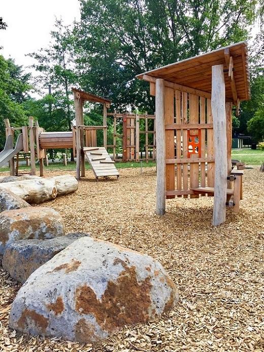 VIC – Taradale Mineral Springs Nature Playground