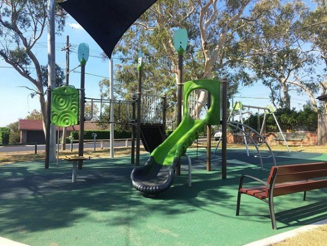 NSW – Taylors Reserve Playground