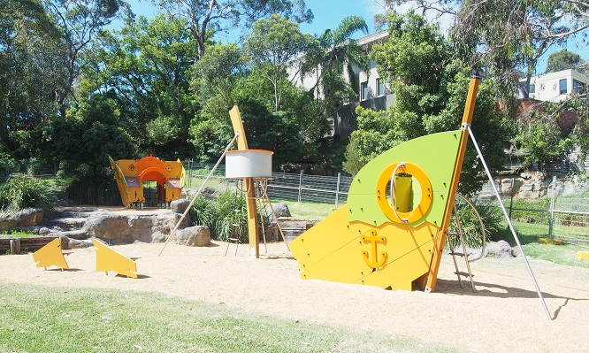 NSW – The Green Playground
